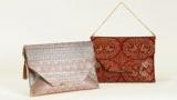 1600313 thum - 「着物リメイクバッグ」縫わずにできる袋帯のクラッチバッグ