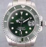 1600650 thum 1 - お買い得高品質ROLEX ロレックス サブマリーナー デイト 116610LV 8215自動巻き 日付表示 生活防水 ビジネス 腕時計 3色可選