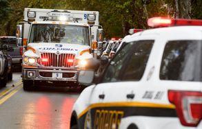 1029 01 1 - 11人死亡 ペンシルバニアのユダヤ教会銃乱射 KKK信奉者か Kクラン
