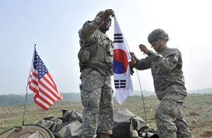 1101 04 1 - 戦作権返還交渉 駐留米軍を韓国軍の支配下に米合意 総司令官は韓国軍から
