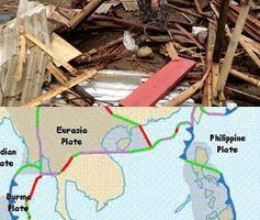 1223 06 1 - インドネシア・スンダ海峡で発生した津波220人死亡