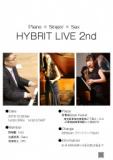 1608318 thum 1 - Piano × Singer × Sax HYBRID LIVE 2nd
