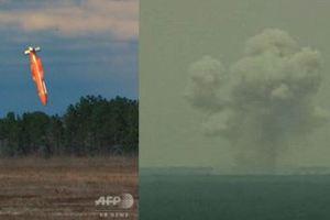 0106 01 1 - 中国版巨大爆弾の母を実験 MOAB