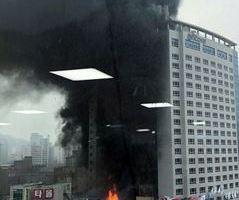 0115 01 0 1 - 韓国「ラマダ・アンコール・天安」火災 420室
