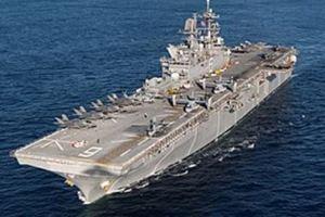 0204 03 1 - 米軍韓国離れ加速・大型強襲揚陸艦「アメリカ」佐世保配備か