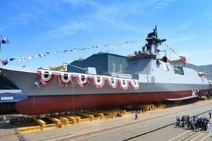 0221 08 1 - 韓国最新鋭ハイブリッド護衛艦「大邱」就役5ヶ月でモーター損傷・運用停止
