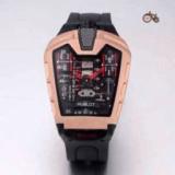 1612053 thum - 人気 ランキング 2016 ウブロHUBLOT 男性用腕時計 进口西铁城机械ムーブメント 2色可選