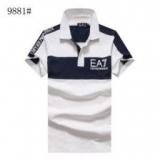1613918 thum 1 - 品質が高い アルマーニ 通販 Tシャツ 半袖 POLOTシャツ サイズ 新作 ブランドホワイト ブラック レッド メンズ 3色可選