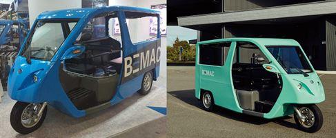 1023 04 - 今治のBEMAC=旧渦潮電機 比に電動トライクを3千台納車完了