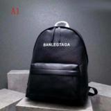 1634603 thum 1 - お得限定セール通気性オシャレかっこいいブラックバレンシアガバッグ 偽物耐摩耗性荷物用ベルト付きバックパック