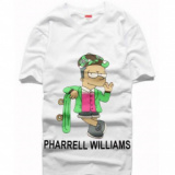 1636505 thum 1 - 男女兼用 SUPREME シュプリーム コピー通販 半袖Tシャツ 2色可選