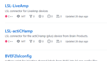 Brain Products Github