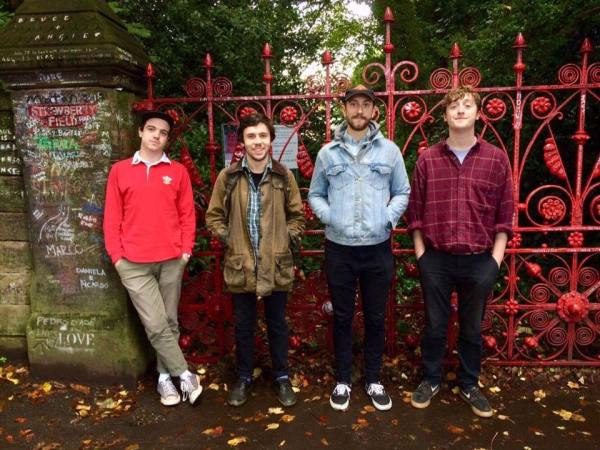 Indie band Boy Azooga have released new song 'Jerry' along with a music video shot in Cardiff Dogs Home