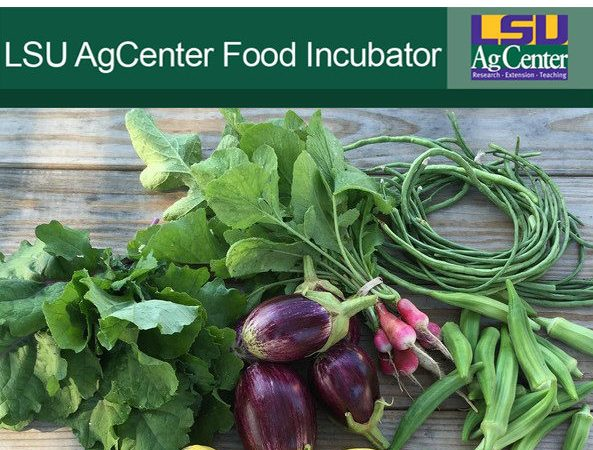 April 27: Free workshop for food-biz start-ups, co-hosted with the LSU AgCenter Food Incubator