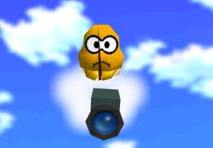 Lakitu, from Super Mario 64