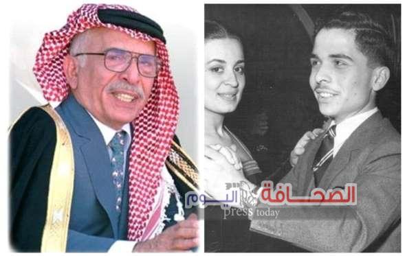 الملك حسين