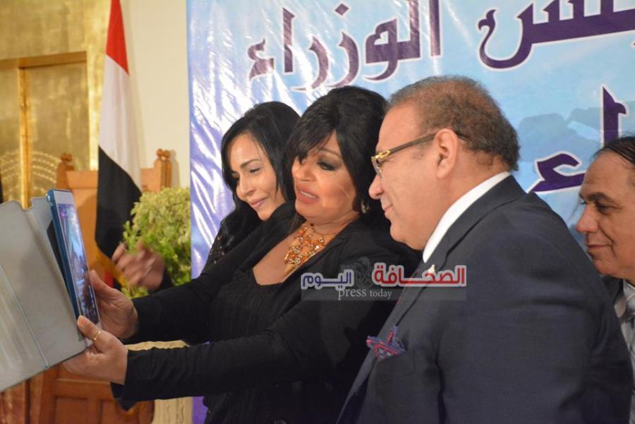 بالصور .. الإحتفال بعيد وفاء النيل