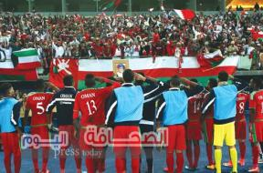 احتفالات الفرحة بصعود المنتخب الي المباراة النهائية1