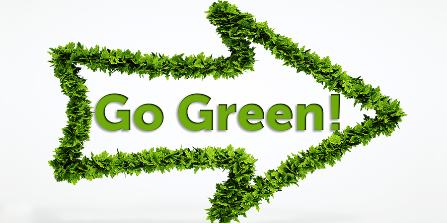 Go Green Sustainable Trends In The Event World Presstour