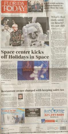 Florida Today, December 15, 2019