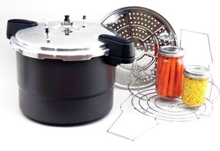 Granite Ware 0730-2 Pressure Canner/Cooker/Steamer,