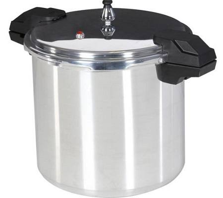 Mirro pressure canner