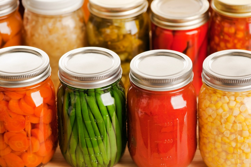 Canning Food at Home