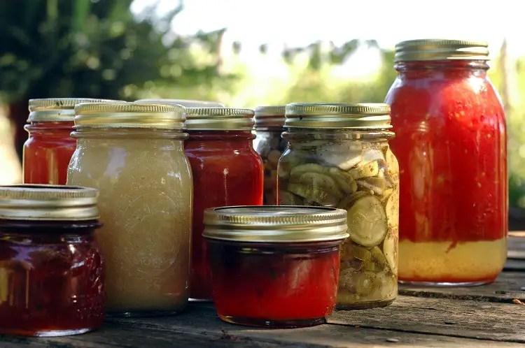 Homemade Pickling