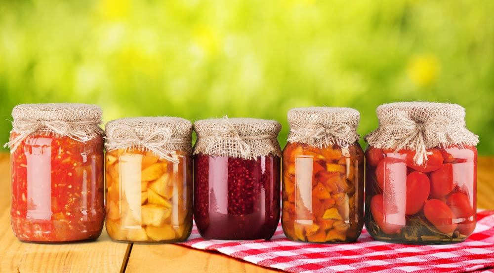 Right Ball Jars for Canning