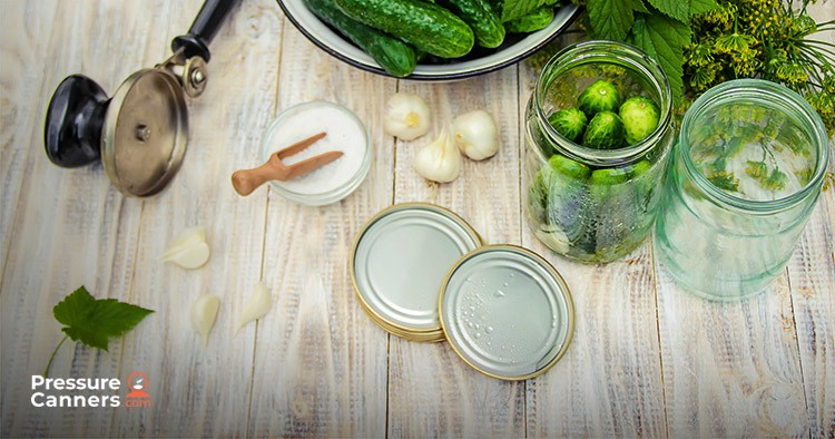 Preservation of fresh house cucumbers