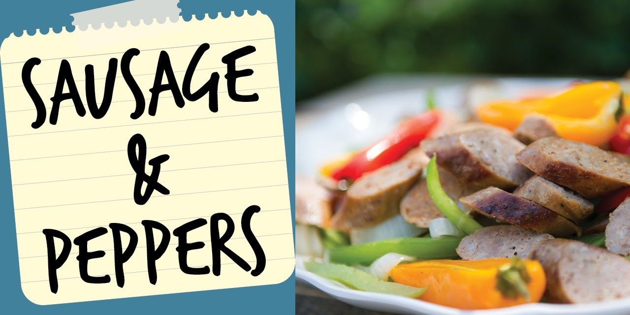 How To Make Sausage And Peppers In Your Power Pressure Cooker Xl With Gene  Snisky