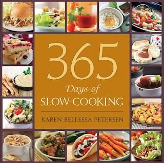 365 Days of Slow Cooking by Karen Bellessa Petersen