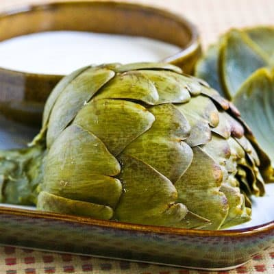 How to Cook Artichokes in a Pressure Cooker (Instant Pot)