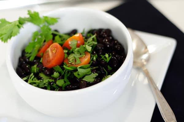 Pressure Cooker (Instant Pot) Black Beans