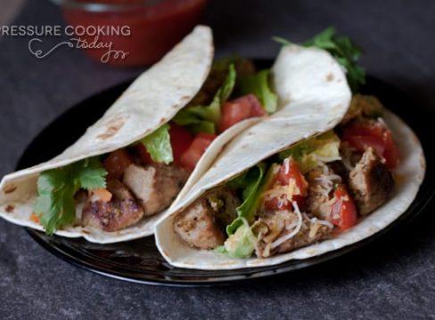 Pressure Cooker (Instant Pot) Pork Carnitas