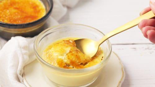 Pressure Cooker (Instant Pot) Creme Brulee Crème brûlée