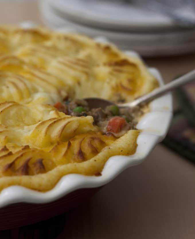 Shepherd\'s Pie from Pressure Cooking Today