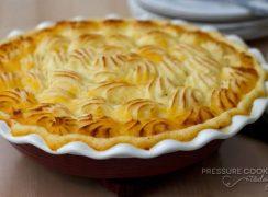Pressure Cooker (Instant Pot) Shephard's Pie