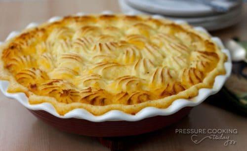 Pressure Cooker (Instant Pot) Shephard\'s Pie