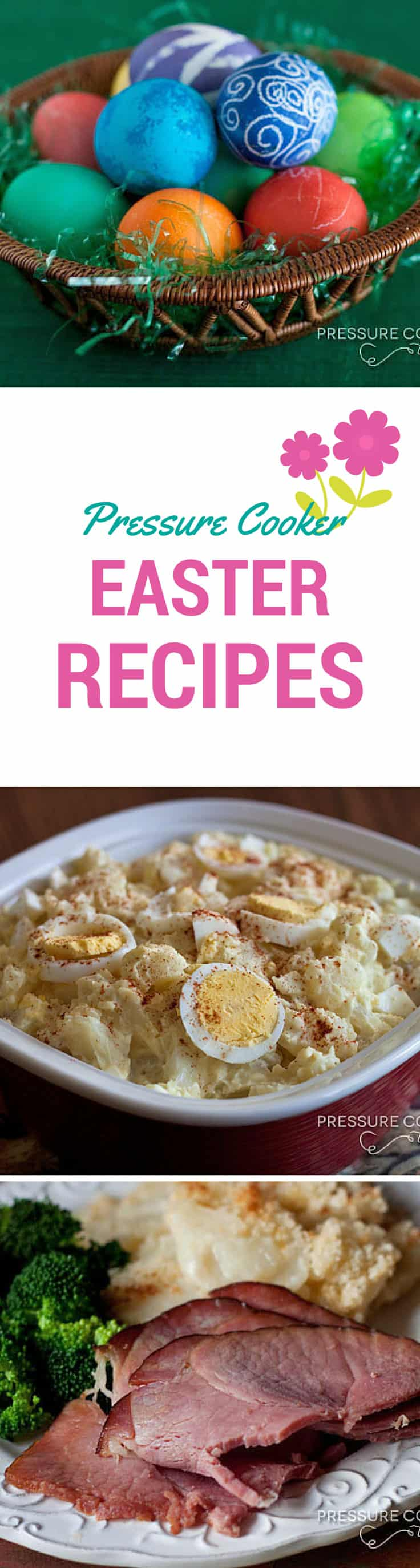 Easter-Pressure-Cooker-Recipes-Collage