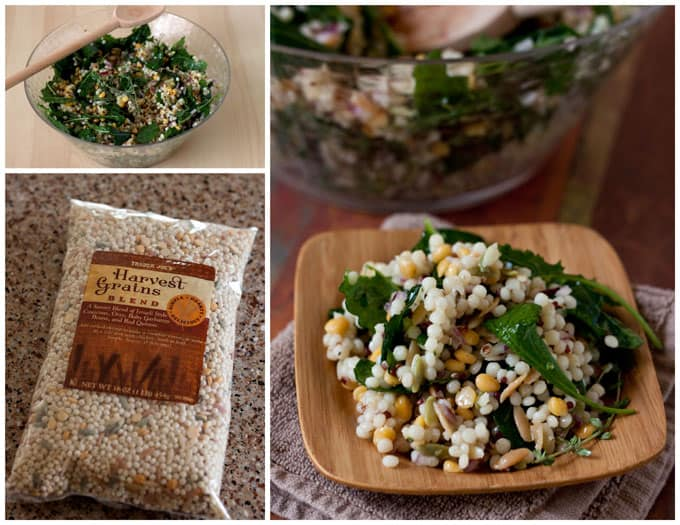 Kale-and-Harvest-Grains-Salad-Collage-Pressure-Cooking-Today
