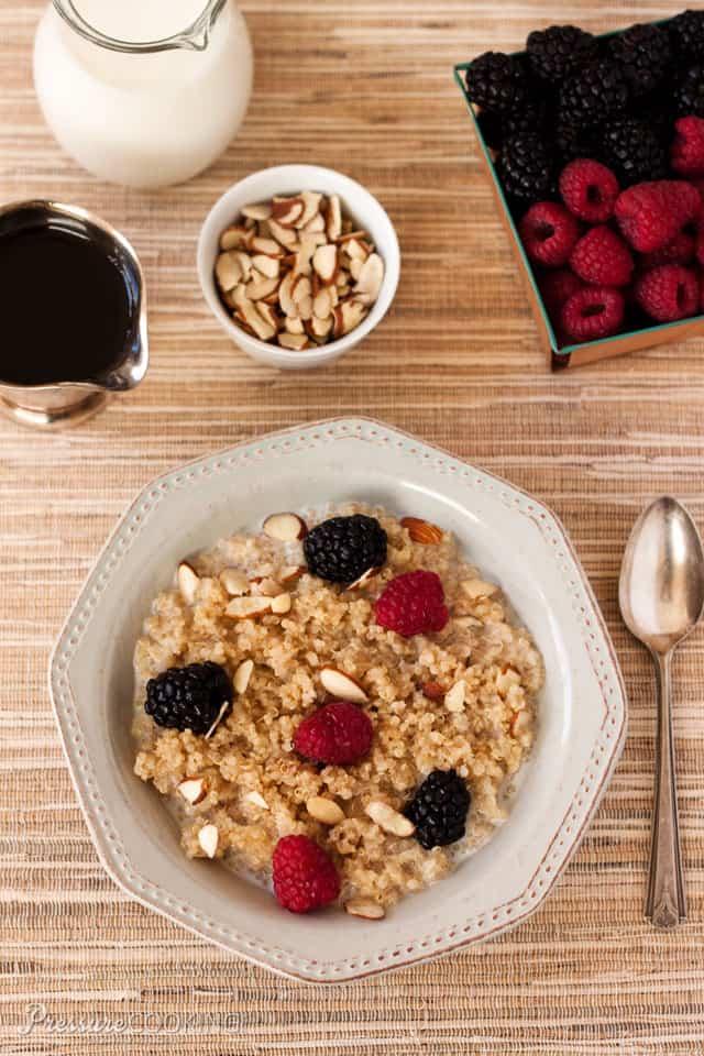 Pressure-Cooker-Breakfast-Quinoa
