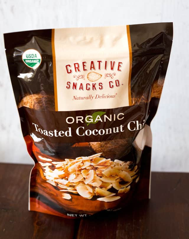 bag of Toasted Coconut Chips