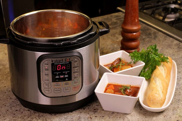 You may be unaware of the new features on the Instant Pot DUO Version 2. Here's some information on the new features of the Duo Version 2 that will help.
