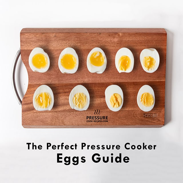 The Perfect Pressure Cooker Eggs Guide