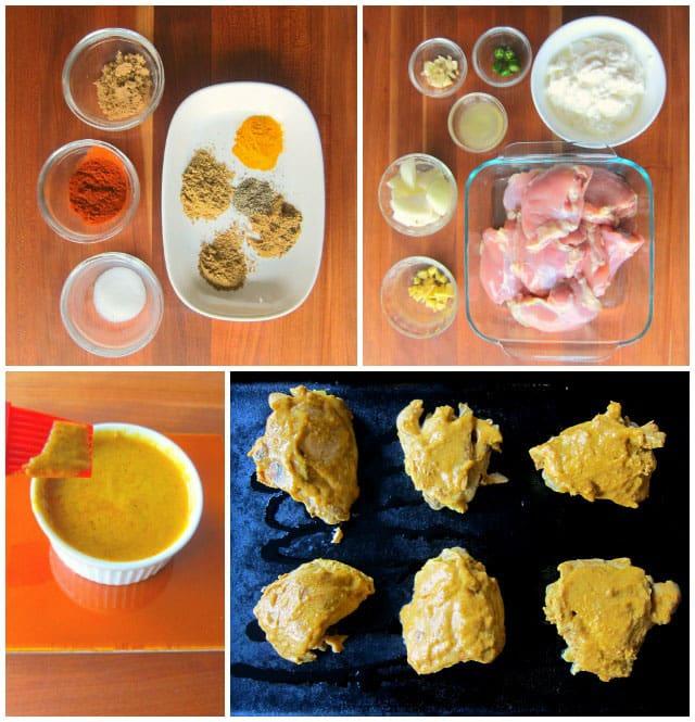 Pressure-Cooker-Tandoori-Chicken-collage