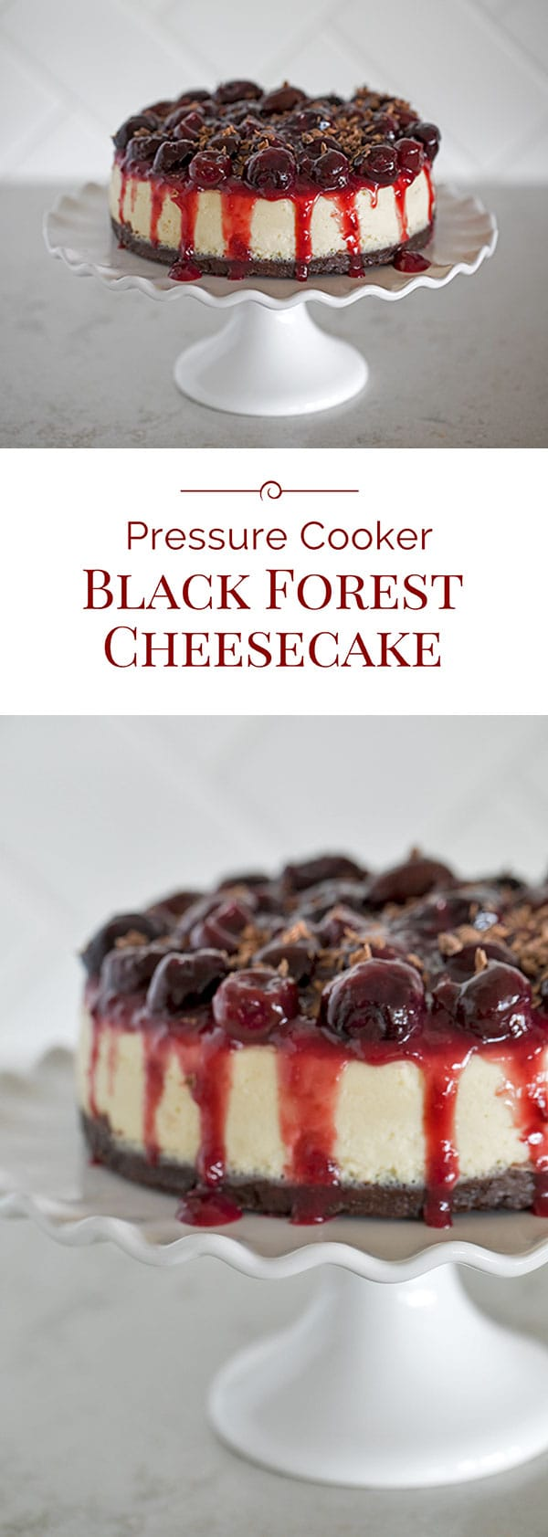 Pressure-Cooker-Black-Forest-Cheesecake-collage