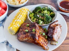 Instant Pot / Pressure Cooker BBQ Baby Back Ribs recipe by Pressure Cooking Today
