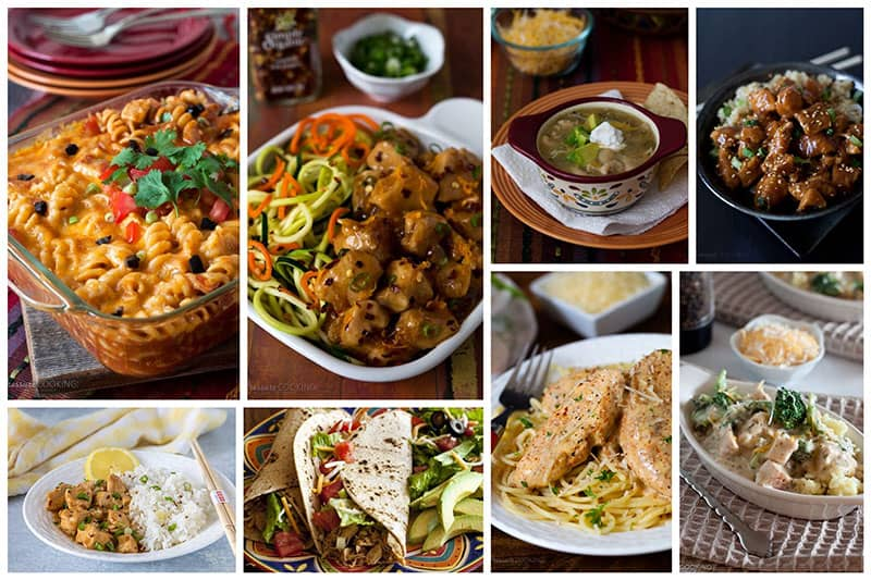 collage of Best-Chicken-Recipes