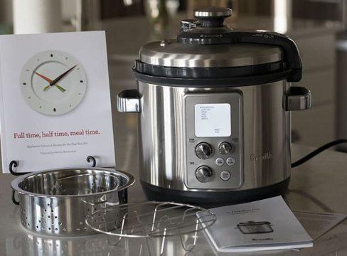 Breville Pressure Cooker